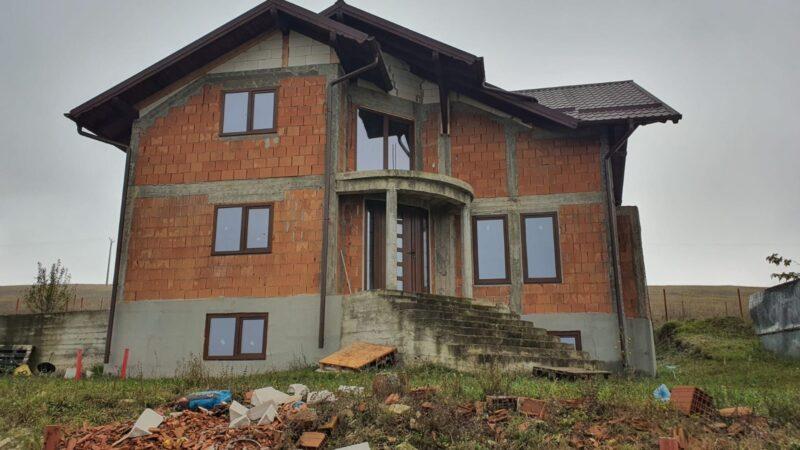 Casa familiala, Profil Salamander 82 -Aghiresu (Cluj)